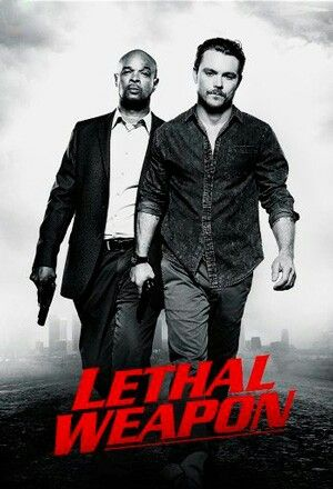 Lethal Weapon  Perfect Couple ❤  One of my Favorit!  Montags, 20:15 Uhr auf Sat.1