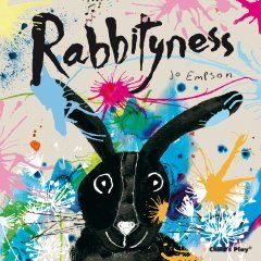 Rowdy in First Grade: Rabbityness - a great story and an adorable spring art project