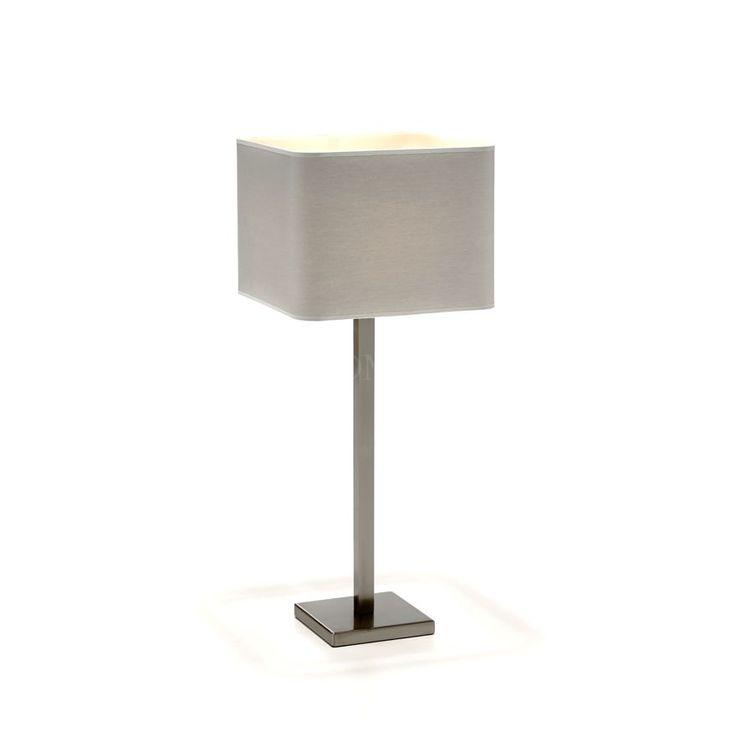葡萄牙进口 不锈钢台灯 不锈钢 手工制作 Table lamp LC Mont Real W300mm*H730mm