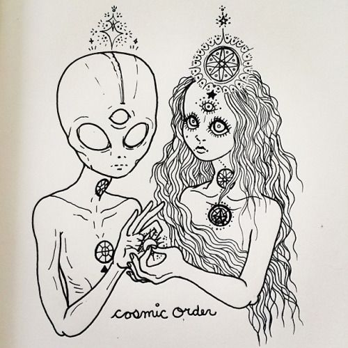 aliens love tumblr - Buscar con Google