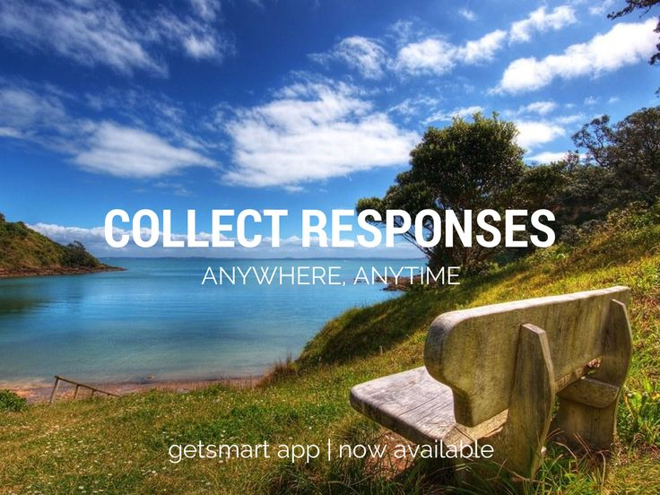 Collect survey responses anytime anywhere with the Offline mobile app - www.getsmartglobal.com/app