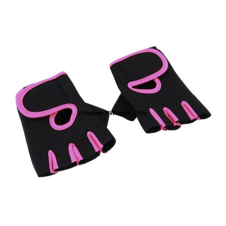 1pair Sports Gloves Fitness Exercise Training Gym Gloves Half Finger Weightlifting Gloves Multifunction