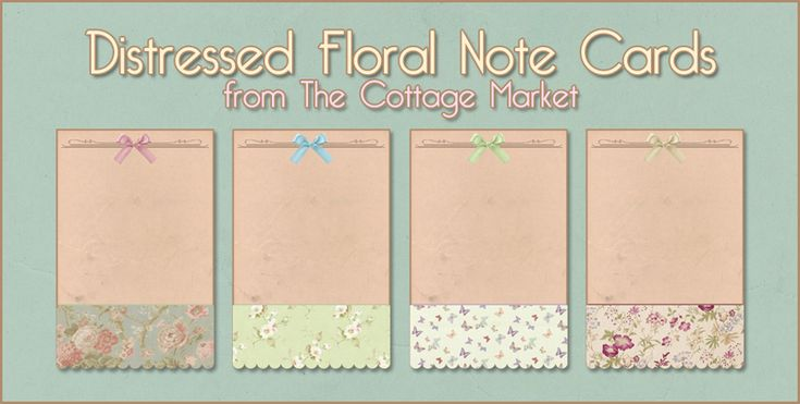 Free Pretty Tags with a vintage flair | Free printables