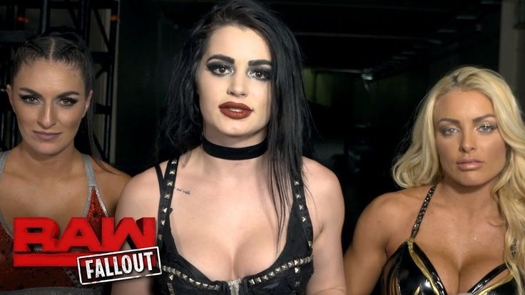 Paige makes it clear Absolution victory is an absolute guarantee: Raw Fallout, Dec. 25, 2017  ||  Following Absolution's match against Sasha Banks, Bayley, & Mickie James, Paige says it is all a sign of things to come. Get your first month of WWE Network ... https://www.youtube.com/watch?v=Y-uzU0-9s6A