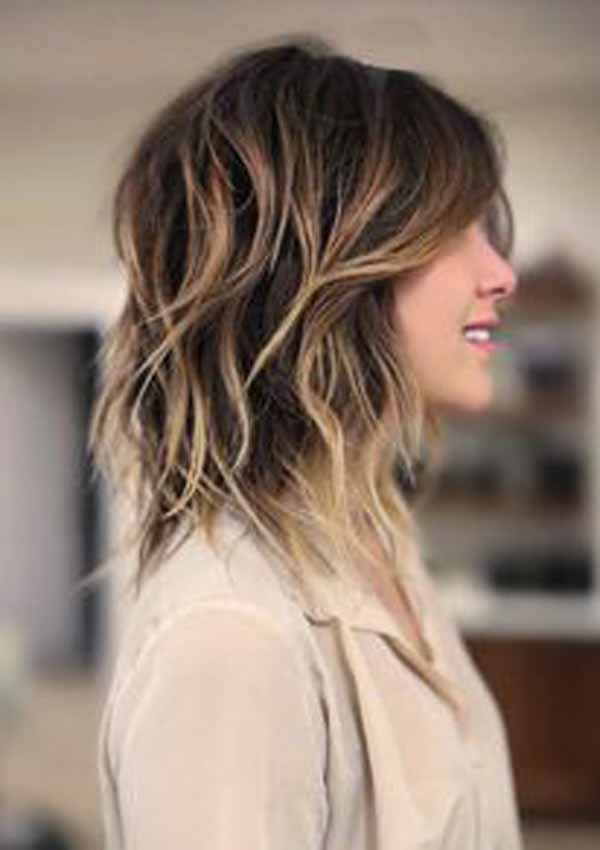 5 Spectacular Hairstyles For Thick Wavy Hair Easy Thick Wavy Hairstyles Medium Shag Haircuts Haircuts For Long Hair Medium Hair Styles