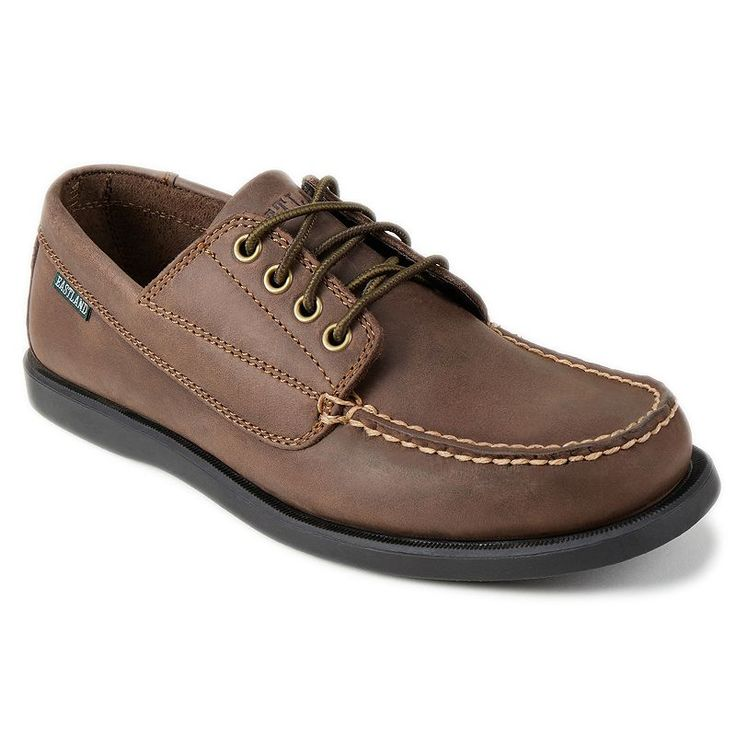 Eastland Falmouth Men's Oxford Shoes, Size: 11.5 Wide, Dark Brown