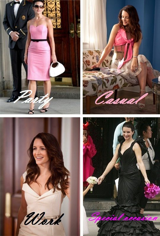 My Fave Sex and the City Character & Fashion - Charlotte York