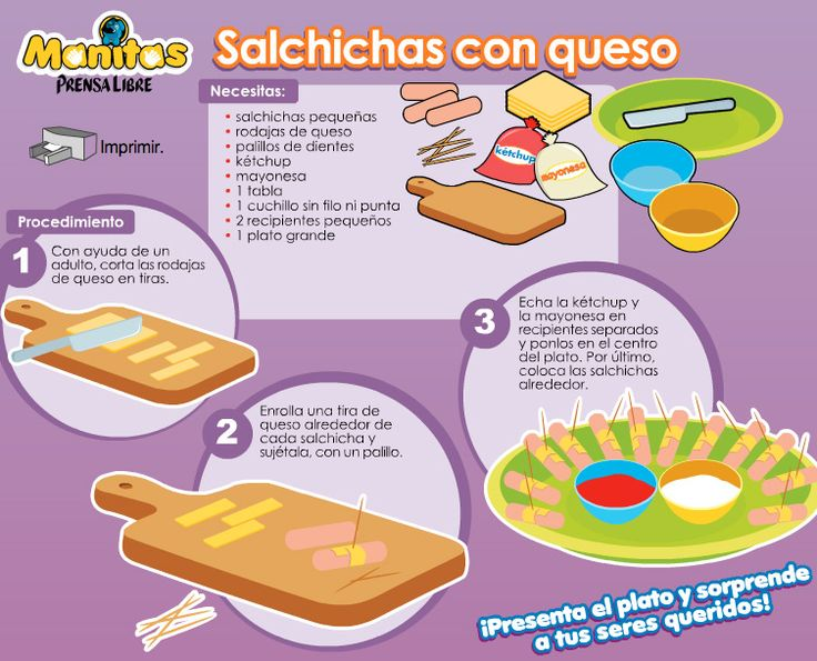 47 best recetas de cocina images on pinterest kid for Cocina para ninos