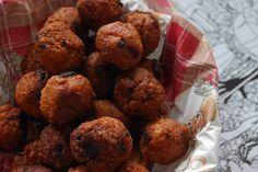 Čočkovo-bulgurové kuličky   veganodaktyl - veganské recepty