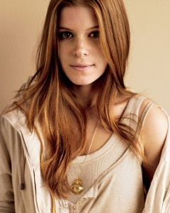kate mara // she is so pretty, love her hair!