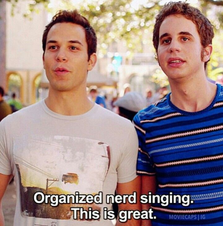 Exactly what I thought when I saw the trailer for this movie. Pitch Perfect is wonderful.