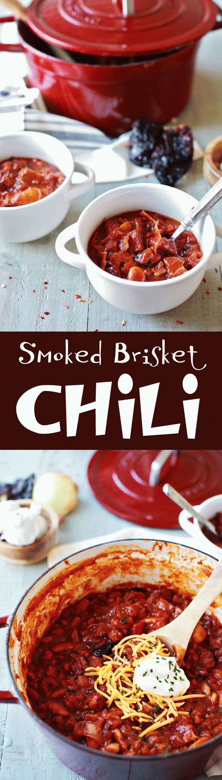 Best Chili EVER!!! I've won 3 contests with this smoked brisket chili!!!