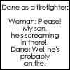 I love me some Dane Cook!