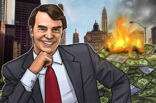 Fiat Currency Will be Laughable in Five Years Says Billionaire Tim Draper Bitcoin Crypto News ICO Tezos Tim Draper Wall Street