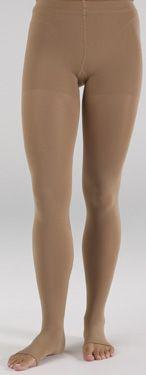 Medi Comfort 15-20 mmHg Open Toe Compression Pantyhose
