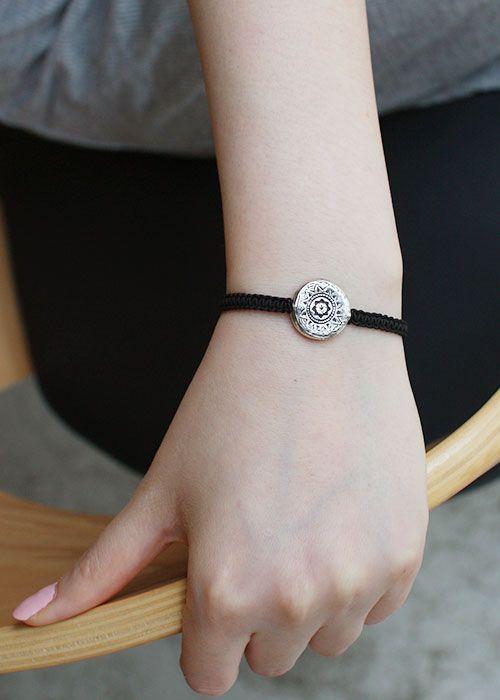 silver bracelet. material : sterling silver (silver 925)