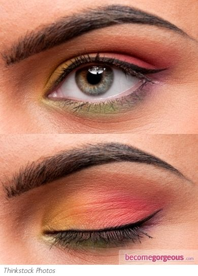 17 Best ideas about Rainbow Eyes on Pinterest