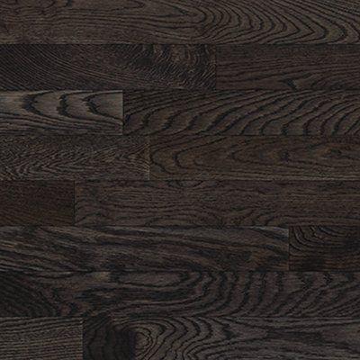 Mohawk 5-in W x 84-in L Prefinished Oak 3/4-in Solid Hardwood Flooring (Ebony Slate)  Mohawk 5-in W x 84-in L Prefinished Oak 3/4-in Solid Hardwood Floo…