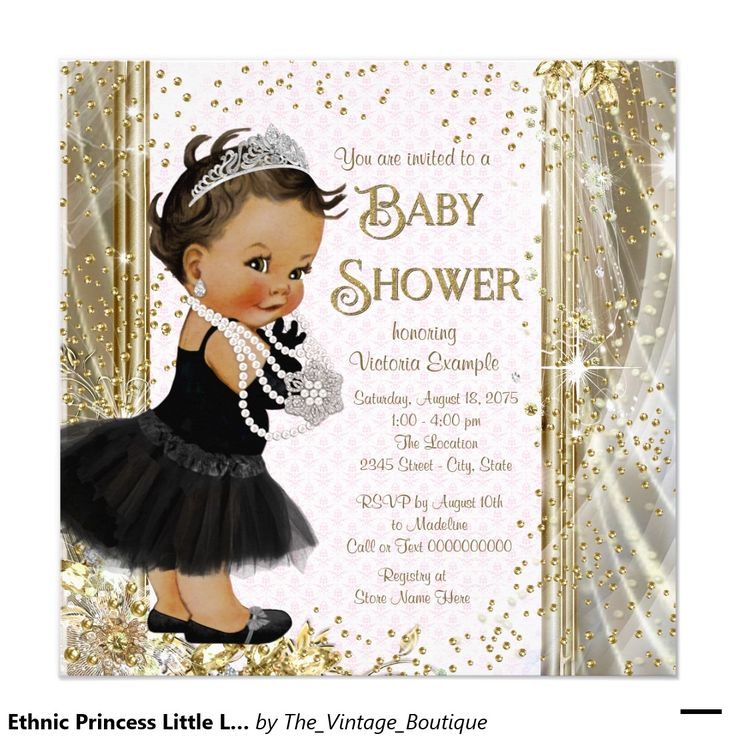 17 Best Images About Ethnic Girl Baby Shower Ideas On Pinterest