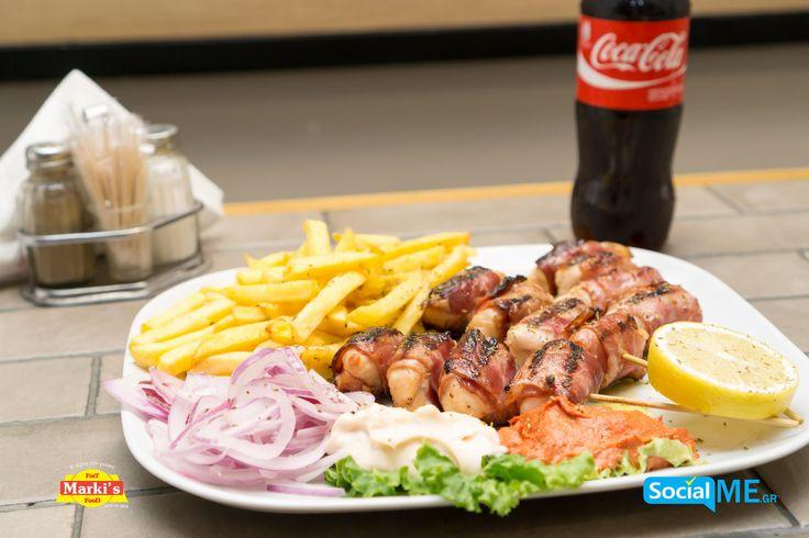 Κάθε μέρα με τις καλύτερες επιλογές για τους πελάτες μας!!Εσύ τι θα φας σήμερα;;; Παραγγελία Online: www.markisfood.gr με -20% στην πρώτη σου παραγγελία..!!! #MarkisFood #Food #Thessaloniki