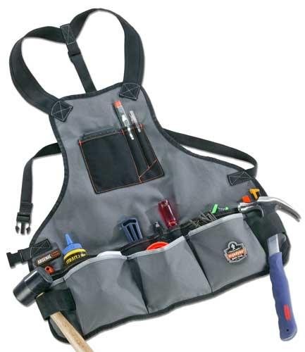 Carpenter Apron -16 Pocket