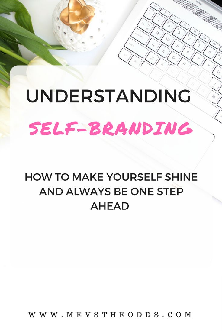 Self branding is super important in this digital age! But what is self branding? Why is it important? Here's how to make the most out of it