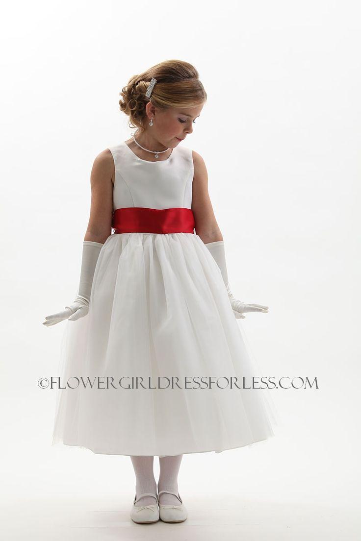 22 best flower girl dresses images on Pinterest | Bridesmaid gowns ...