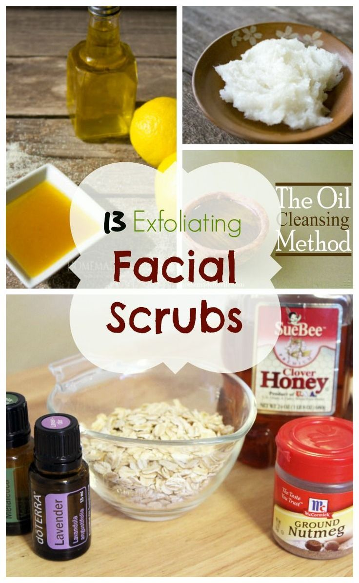 13 simple+exfoliating+face+scrubs+I+have+been+using+the+Oil