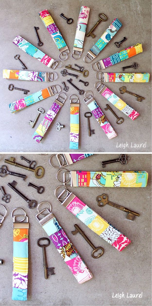 Cheap and easy diy crafts to make and sell scrappy key for Christmas crafts for adults to sell