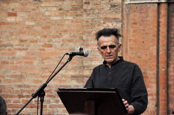 Giovanni Lindo Ferretti, il signore delle parole  (fotografia di Mimì Enna)
