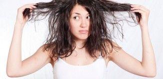 Çabuk yağlanan saçlar için doğal çözümler