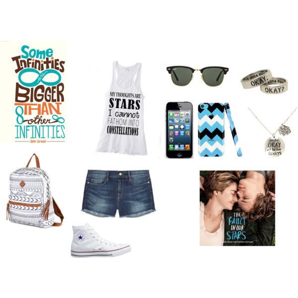 """The Fault In Our Stars"" by anellis on Polyvore"
