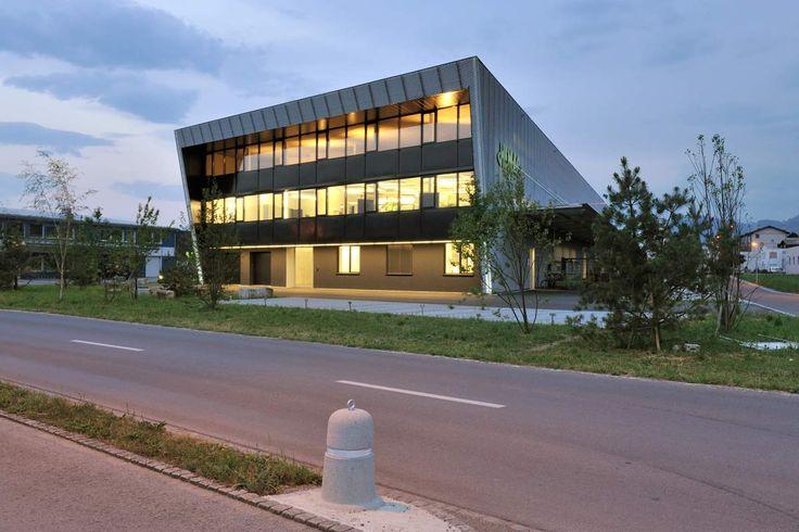Hemag in Balgach   Carlos Martinez Architekten