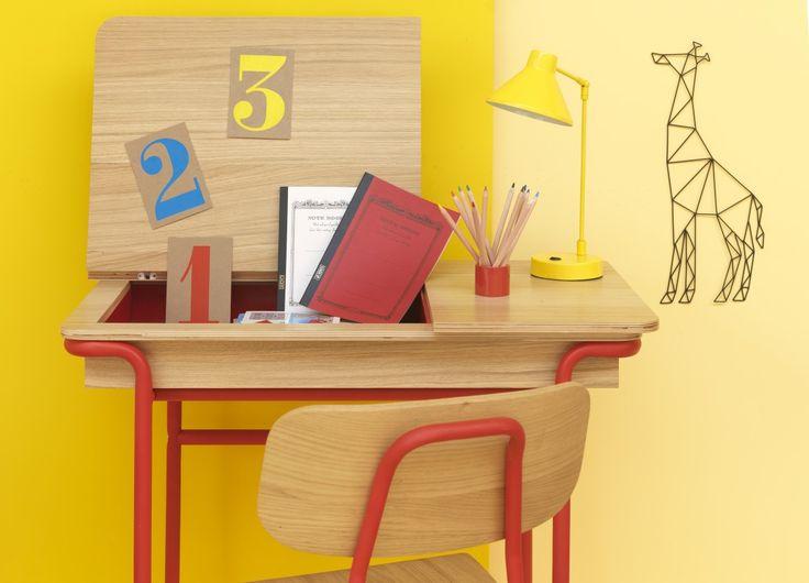 33 best habitaciones infantiles images on pinterest for Decoracion de estudios
