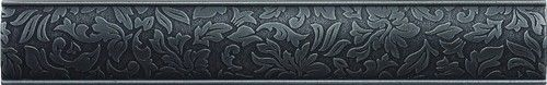 Cast Metal Decoratives - Wrought Iron Dorset Damask Border 2x12