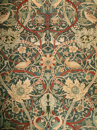William Morris  Carpet, 1889