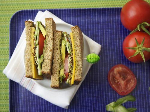 vegetarian sandwich pesto sandwich the sandwich sandwich ideas healthy ...
