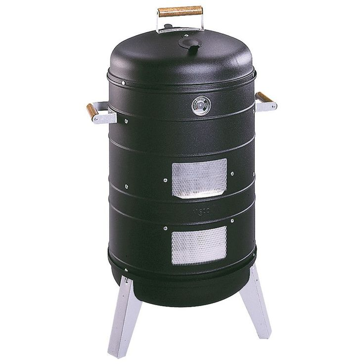 2 in 1 Charcoal Combo Water Smoker & Lock 'N Go Grill http://grillsidea.com/best-smoker-grills/ http://grillsidea.com/best-portable-outdoor-grills/