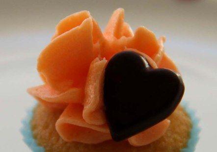 buttercream de naranja