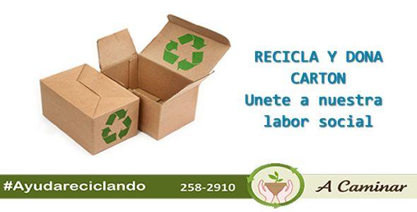 Mas información ⬇️⬇️ sobre el reciclaje de cartón📥 RECICLA Y DONA CARTÓN