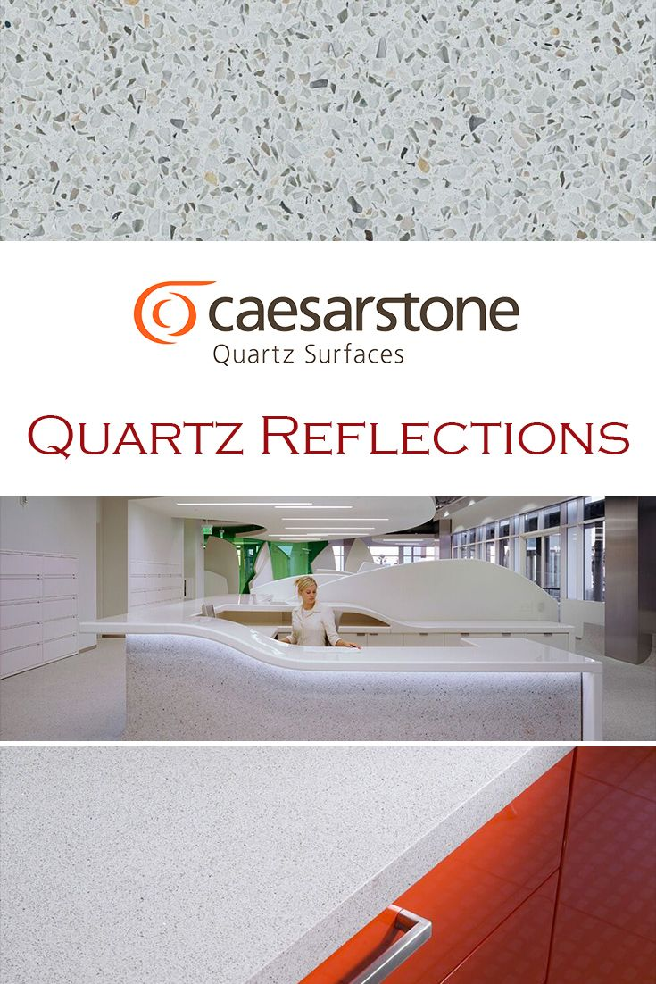 62 best caesarstone quartz images on pinterest quartz quartz reflections by caesarstone is perfect for a kitchen quartz countertop installation dailygadgetfo Choice Image