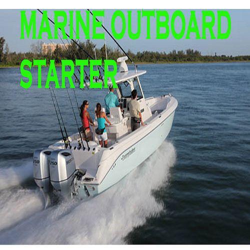 Marine Outboard Starter