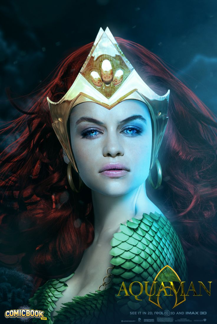 Here's What Emilia Clarke Could Look Like As Mera | Comicbook.com