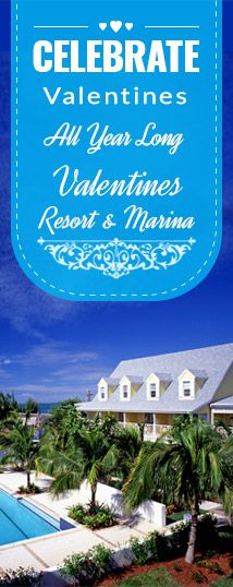 While for some Valentine's Day is only day a year, we celebrate romance all year long at Valentines Resort. The Valentines Resort Romance Package includes three nights in a Harbour View Luxury Junior Suite, Breakfast in Bed (one day), Lunch for Two on our deck, Dinner for Two, Massage for 2 at the Dermalogica Spa & Skin Centre and all taxes and fees.
