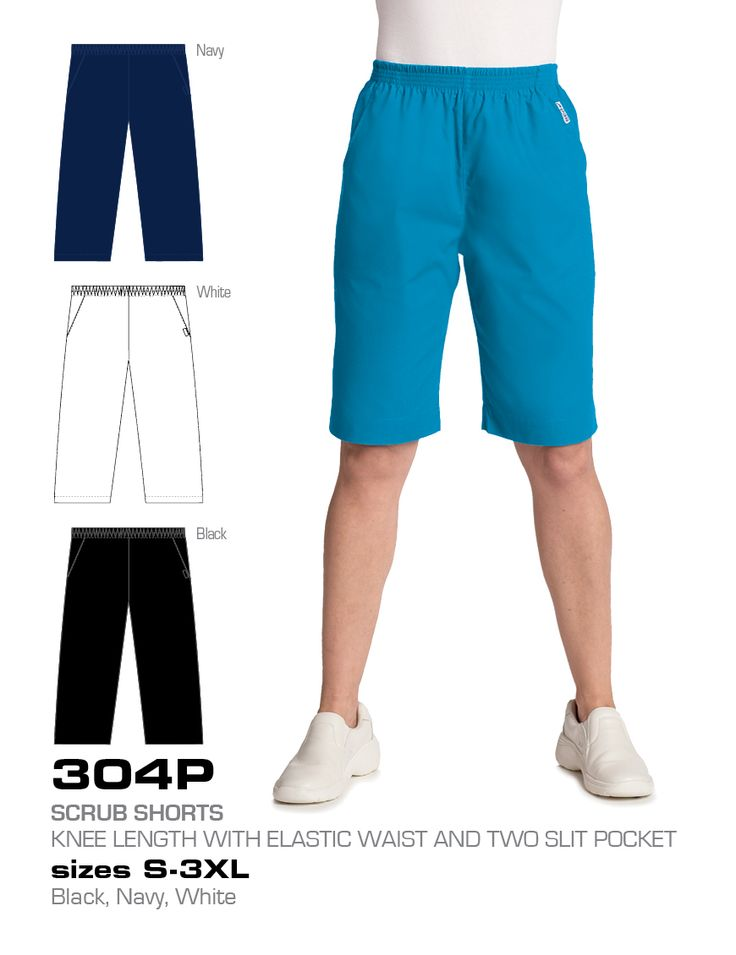 Scrub Shorts | Nurse Wear | Medical | Dixie Uniforms Canada |