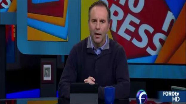 Abraham Levy, el mexicano que remo de Espana a Cancun | FOROtv | Matutino Express | Noticias, humor, entretenimiento, espectáculos | Noticieros Televisa