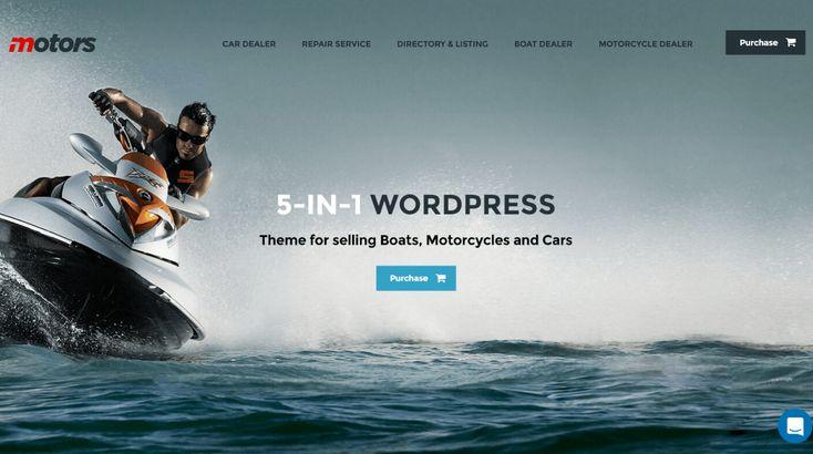 Neue Nachricht: Motors ein WordPress Premium-Theme für die Automotive-Branche - http://ift.tt/2i8qyfB #aktuell