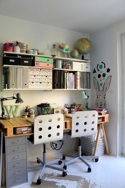 Enjoy Your Home: Metamorfoza biurka