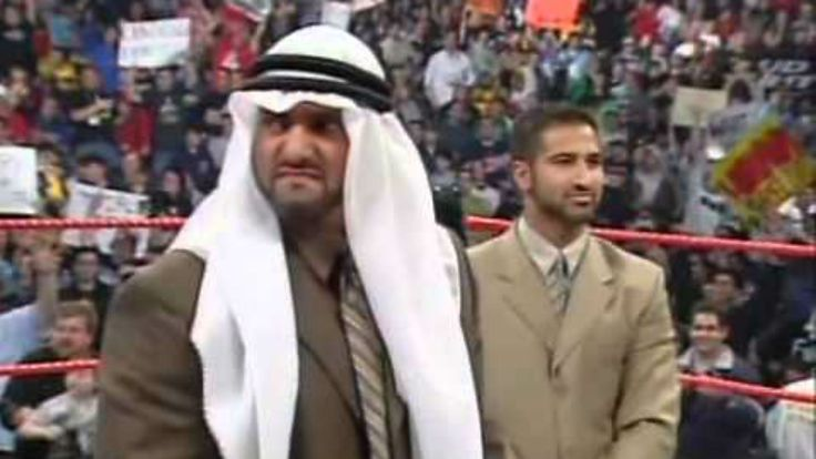 Muhammad Hassan : The most offensive characters in WWE history