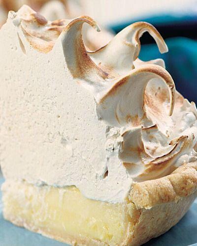 Recipe For Irish Key Lime Meringue Pie